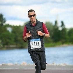 Helsinki Half Marathon - Danijel Stevanovic (2281)