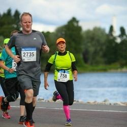 Helsinki Half Marathon - Rina Hirose (758)