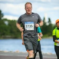 Helsinki Half Marathon - Christopher Harris (2735)