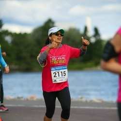 Helsinki Half Marathon - Caroline Sakkinen (2115)