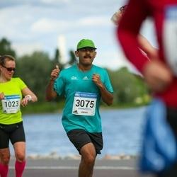 Helsinki Half Marathon - Rohan Shet (3075)