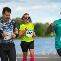 Helsinki Half Marathon - Riitta Karstela (1023)