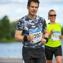 Helsinki Half Marathon - Jukka Kaartinen (3202)