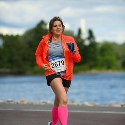 Helsinki Half Marathon - Alina Abdulazizova (2679)