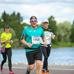 Helsinki Half Marathon - Samuli Rahkola (1958)