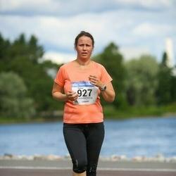 Helsinki Half Marathon - Sanna Jouppila (927)