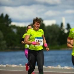 Helsinki Half Marathon - Aulikki Nieminen (2946)