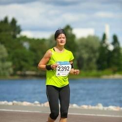 Helsinki Half Marathon - Outi Tiensuu (2392)