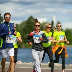 Helsinki Half Marathon - Eija Sipari (2228)