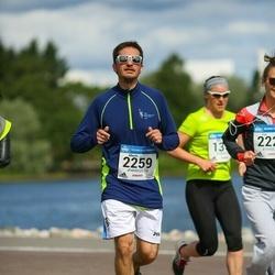 Helsinki Half Marathon - Alberto Somoano (2259)