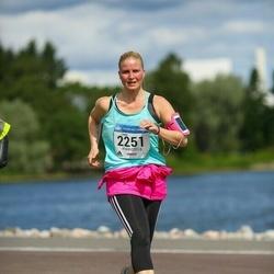 Helsinki Half Marathon - Laura Sohlberg (2251)