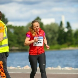 Helsinki Half Marathon - Annastiina Jokitalo (922)