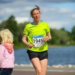 Helsinki Half Marathon - Hanna Pyykönen (1945)