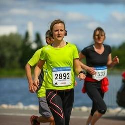 Helsinki Half Marathon - Kaisa Lindgren (2892)