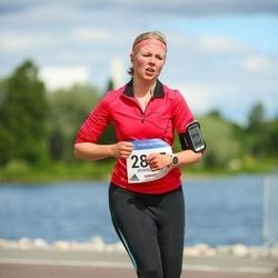 Helsinki Half Marathon - Päivi Kallio (2807)