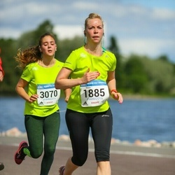 Helsinki Half Marathon - Ilona Pirhonen (1885)