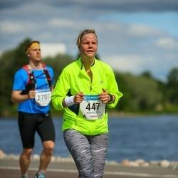 Helsinki Half Marathon - Pia Brown (447)
