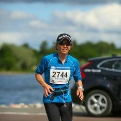 Helsinki Half Marathon - Kati Heiskanen (2744)