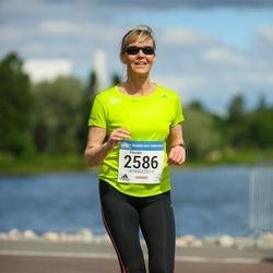 Helsinki Half Marathon - Päivikki Vuollo (2586)
