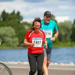 Helsinki Half Marathon - Anneli Toivaala (2407)