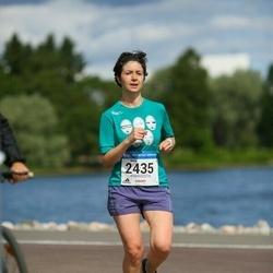 Helsinki Half Marathon - Maria Tsegelnik (2435)