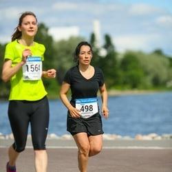 Helsinki Half Marathon - Karla Diaz (498)