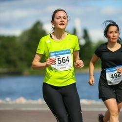 Helsinki Half Marathon - Jennie Matuszek (1564)