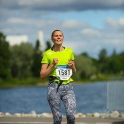 Helsinki Half Marathon - Hanna Metsäniitty (1581)