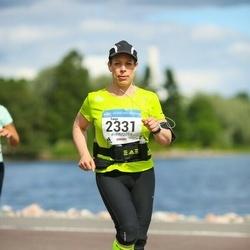 Helsinki Half Marathon - Tanja Svirskis (2331)