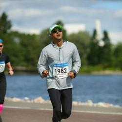 Helsinki Half Marathon - Abu Harunoor Rashid (1982)