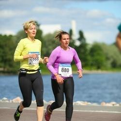 Helsinki Half Marathon - Carita Ilmonius (880)