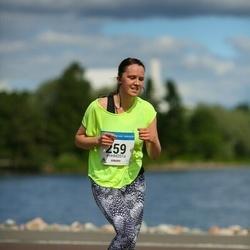 Helsinki Half Marathon - Laura Tuppurainen (259)