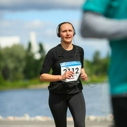 Helsinki Half Marathon - Taru Saine (2112)