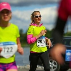 Helsinki Half Marathon - Sanna Ruuskanen (2076)