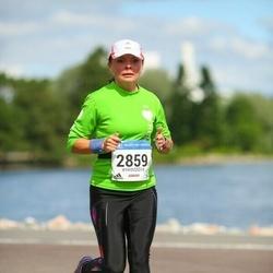 Helsinki Half Marathon - Irina Kuznetsova (2859)