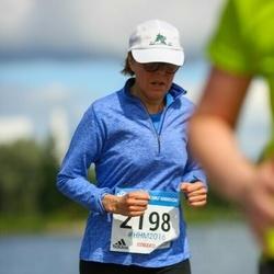 Helsinki Half Marathon - Raija Siira (2198)