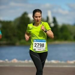 Helsinki Half Marathon - Maria Järvinen (2798)