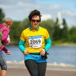Helsinki Half Marathon - Inger Ruotanen (2069)