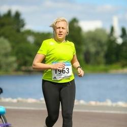 Helsinki Half Marathon - Tiia Raisanen (1963)