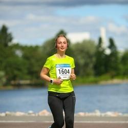 Helsinki Half Marathon - Liubov Mullari (1604)