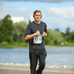 Helsinki Half Marathon - Jaakko Koivurova (1115)