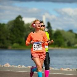 Helsinki Half Marathon - Laura Kietäväinen (2827)