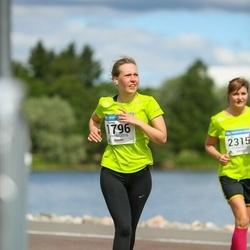 Helsinki Half Marathon - Saana Palamaa (1796)