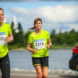 Helsinki Half Marathon - Anu Suoranta (2315)