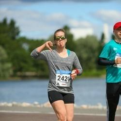 Helsinki Half Marathon - Mari Toppari (2421)