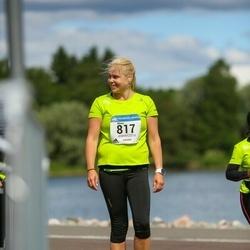 Helsinki Half Marathon - Minna Hurme (817)
