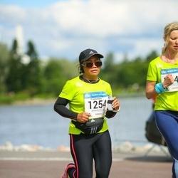 Helsinki Half Marathon - Praphatsorn Kuusisto (1254)