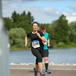 Helsinki Half Marathon - Helena Weir (2628)