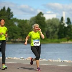 Helsinki Half Marathon - Emilia Merisalo (2923)