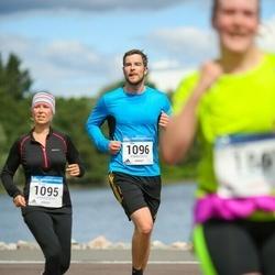 Helsinki Half Marathon - Otto Klockars (1096)